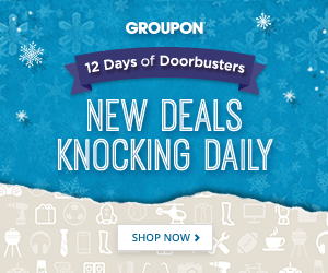 12 Days of Doorbusters