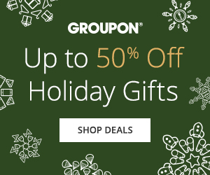 Groupon: Holiday Gift Shop