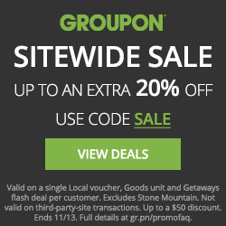Up to 20% Off Sitewide Sale 11/12-11/13 Code: SALE