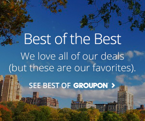 Best Of Groupon 300x250