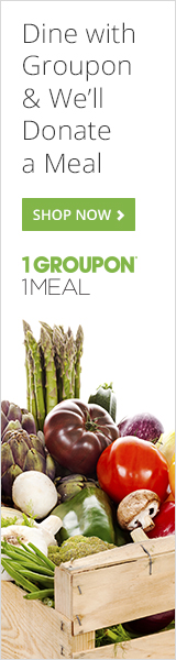 One Groupon, One Meal