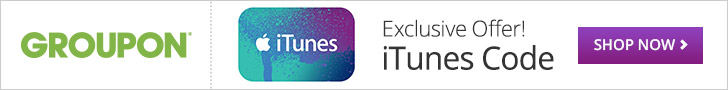 $10 for a $15 iTunes Code (See iTunes Code Terms and Conditions)