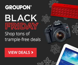 Groupon's Black Friday Event 11/28