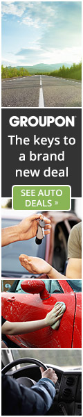 Groupon Automotive Deals 120x600