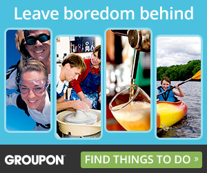 Groupon Deals: Things to Do 728x90