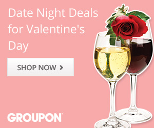 Valentine's Day Date Night 300x250