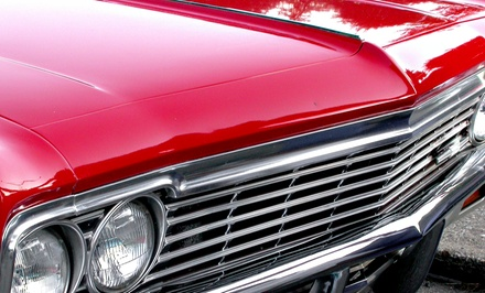 Exterior and Interior Car Detailing at Cool Brothers (Up to 52% Off). Three Options Available.