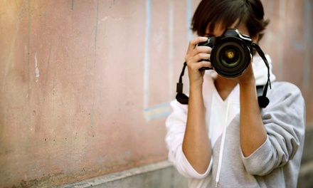 90-Minute Outdoor Photo Shoot at Up to Two On-site Locations from C. Go Photo's (80% Off)