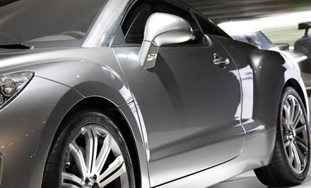 Full-Service Auto Detailing at Excalibur (Up to 54% Off). Four Options Available.