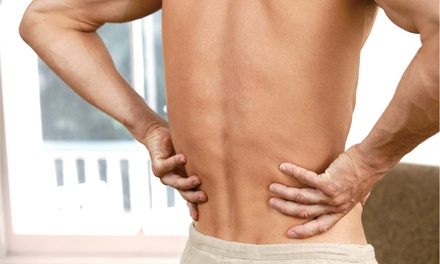 $49 for a Spinal-Decompression Package at Backstrong Health Group ($400 Value)