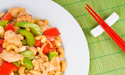 Chinese Cuisine at Lucky Liu's (40% Off). Three Options Available.