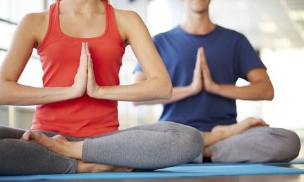 5 or 10 Bikram Yoga Classes at Bikram Yoga St. Augustine (Up to 68% Off)