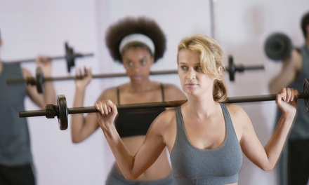 10 or 15 Boot Camp Fitness Classes at GSG Fitness Studio (Up to 79% Off)