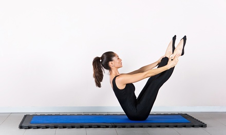 $29 for Five BarreAmped or Mat Pilates Classes at My Pilates Studio ($90 Value)
