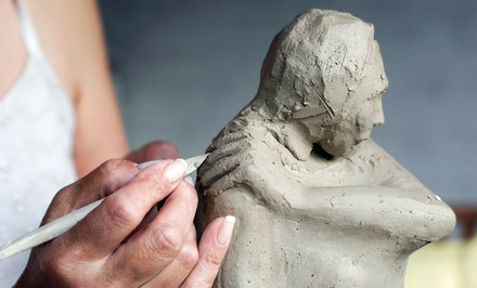 $99 for a Two-Day Ceramics Class at Adventures in Clay ($200 Value)