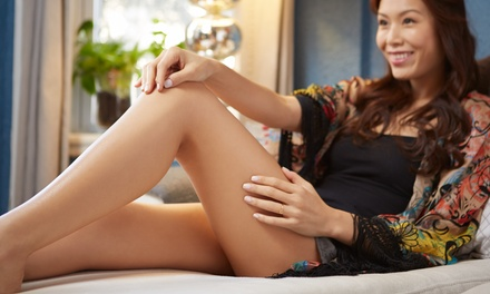 30- or 60-Minute Sclerotherapy Spider-Vein-Removal Session at The Laser Lounge Spa (Up to 51% Off)