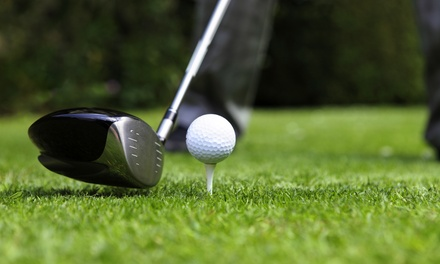 Golf Lessons with Unlimited Range Balls and Optional Round of Golf at Walnut Creek Country Club (Up to 58% Off)