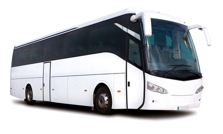 $24 for Roundtrip Bus Transportation to Woodbury Common Premium Outlets from WoodburyBus.com ($40 Value)