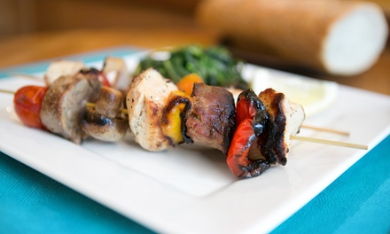Halal Middle Eastern Cuisine at Yala Kol (Up to 50% Off)