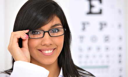 Eye Exam and Credit for Glasses at Today's Vision (84% Off)