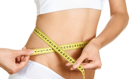 $125 for Four UltraSlim Body-Slimming Treatments in One Visit at New Image Studio ($500 Value)