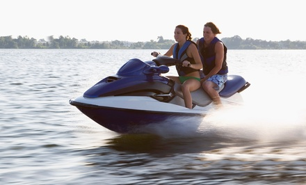 $39 for a Half-Hour Jet Ski Rental with Fuel from Cocoa Beach Jet Ski Rentals ($59 Value)