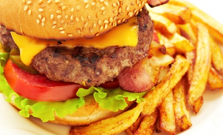 $16 for Two Groupons, Each Good for $15 Worth of Homestyle Food at Jake's Eats ($30 Total Value)