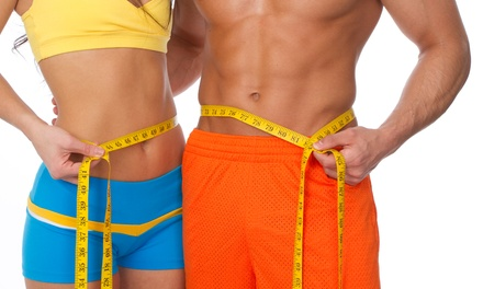 One, Three, or Six Laser Lipo Treatments and Vibration Sessions at Slimco of Fresno (Up to 81% Off)