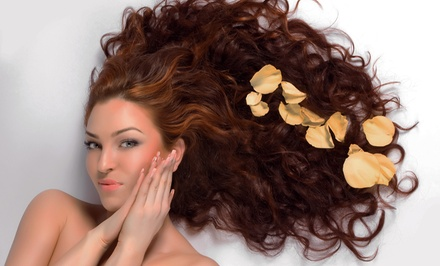 One or Two Spa or Salon Services at Eden Organics Salon & Spa (Up to 49% Off)