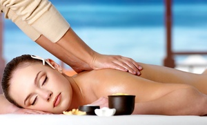 $69 For Spa Package With Facial, Massage, And Reflexology Treatment At Skincare By Laurie ($185 Value)