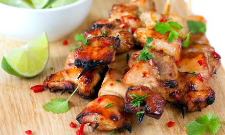Persian Dinner for Two or Four or More at Persia House of Kebabs (Up to $ Off)