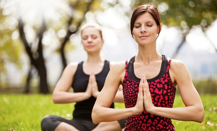 One Month of Unlimited Yoga Classes at Bikram Hot Yoga Miami - Doral (Up to 54% Off). Three Options Available.