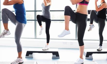 5 or 10 Fitness Classes at Vigorous Fitness Clubs (Up to 76% Off)