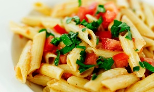 $17 For $30 Worth Of Italian Fare At Rick