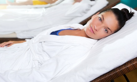 Spa Package for One or Two with Massage and Facial at Franklin Tea Spa (Up to 56% Off)