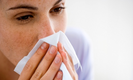 $59 for Allergy Testing and Treatment for One at Laser Allergy Relief ($125 Value)