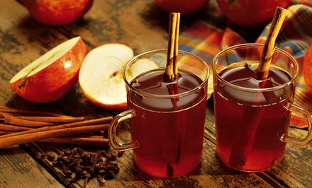 Cider, Juices, and Baked Goods at Mayer Bros. Cider Mill (50% Off).