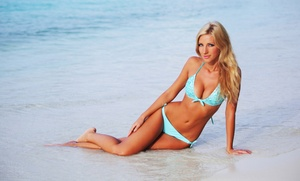 5 Silver-level Uv-tanning Sessions Or Two Spray Tans At Beaches Tanning Center (up To 49% Off)