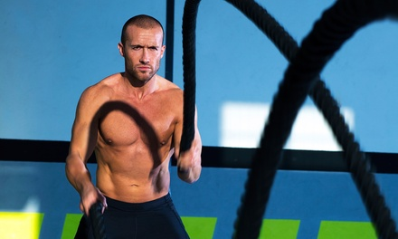 One or Three Months of Unlimited CrossFit at CrossFit Crew (Up to 67% Off)