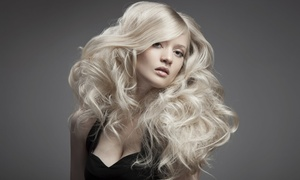 Haircut And Conditioning With Optional Full Color Or Partial Or Full Highlights At Salon Decarlo (up To 76% Off)