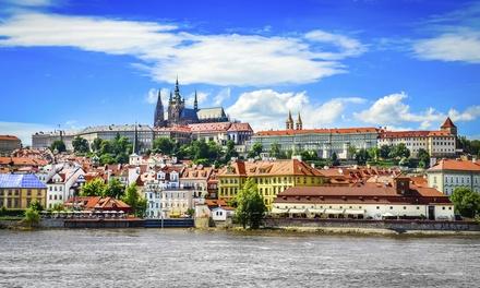 Hotel Astra — Praga: 1, 2, 3 ou 4 noites para duas pessoas com pequeno-almoço e garrafa de vinho desde 29 €