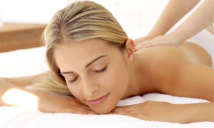 60-Minute Deep-Tissue, Swedish, or Sports Massage at No Worries Wellness Spa (Up to 51% Off)