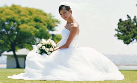 Dream Weddings Bridal Show for Two or Four on February 22 at Noon (Up to 63% Off)