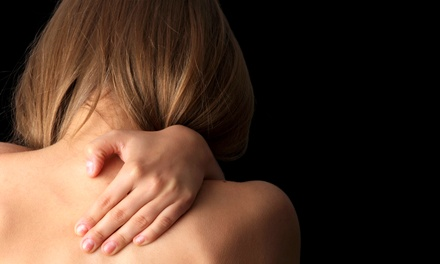 Chiropractic Visit with or without a Massage at Silver Chiropractic Centre (Up to 97% Off)