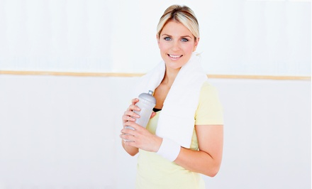One-Month Weight-Loss Program with Appetite Suppressants at Injections R Us (Up to 82% Off)