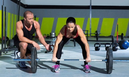 One Month of Unlimited CrossFit Classes for One or Two at 20Nineteen Crossfit (Up to 71% Off)