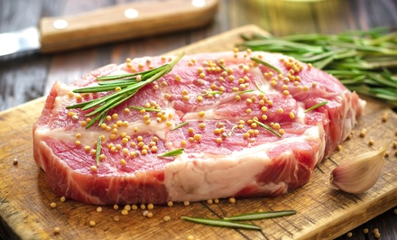 $16 for $30 Worth of Meat and Seafood at Springfield Butcher