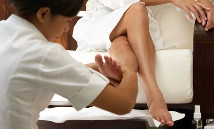 One or Two Full-Body Massages at Warm Reflexology (Up to 65% Off)