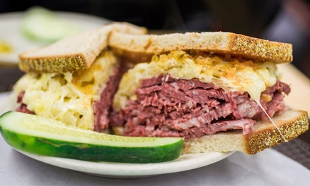 Sandwich Combo for Two or Four from Gateway Deli Restaurant (Up to 35% Off)