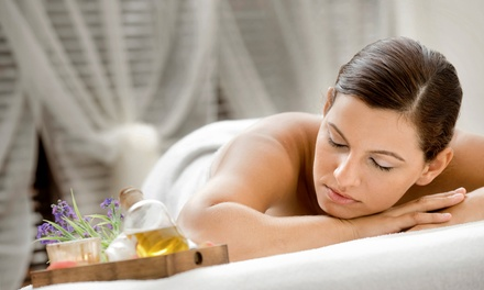 $32 for a One-Hour Massage with Aromatherapy and Warm Towels at Urban Wellness & Botanicals ($60 Value)